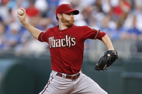 Kennedy (36 wins since 2011) anchors a deep Diamondbacks rotation that is needed to hang in the West.